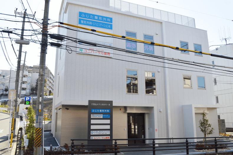 吹田・千里山『ふじた整形外科』